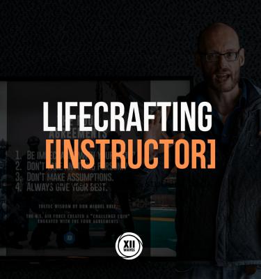 lifecrafting instructor - XII Waves Academy